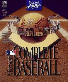 Microsoft Complete Baseball: 1994 Edition