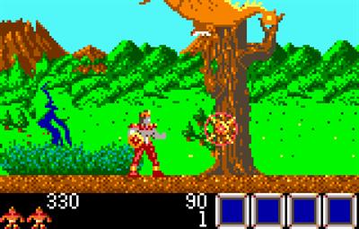 Rygar - Screenshot - Gameplay