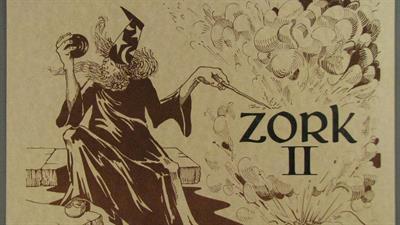 Zork II: The Wizard of Frobozz - Fanart - Background