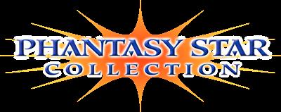 Phantasy Star Collection - Clear Logo