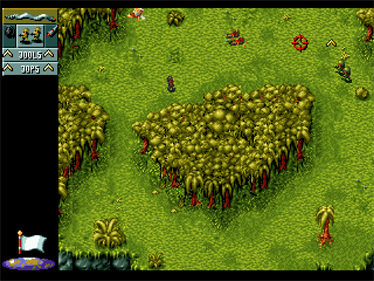 Cannon Fodder - Screenshot - Gameplay