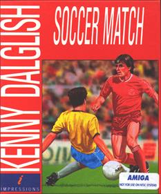 Kenny Dalglish Soccer Match