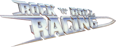 Rock n' Roll Racing - Clear Logo