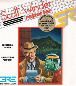 Scott Winder: Reporter