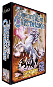 Knights of the Crystallion - Box - 3D