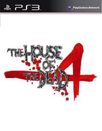 The House of the Dead 4 - Fanart - Box - Front