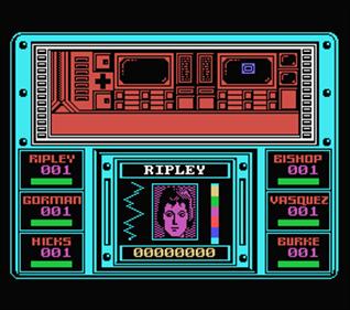 Aliens: The Computer Game - Screenshot - Gameplay