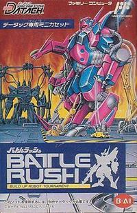 Battle Rush: Build Up Robot Tournament