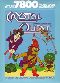 Bentley Bear's Crystal Quest