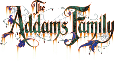 The Addams Family - Clear Logo