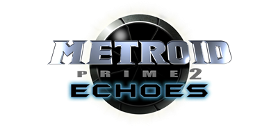 Metroid Prime 2: Echoes - Clear Logo