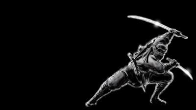 Ninja Spirit - Fanart - Background