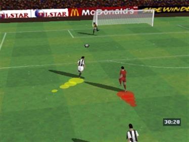 Onside Complete Soccer - Screenshot - Gameplay