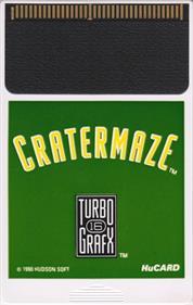 Cratermaze - Cart - Front