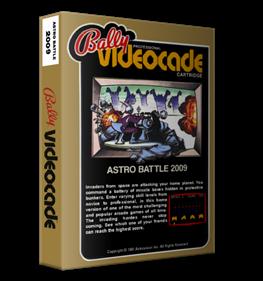 Astro Battle - Box - 3D