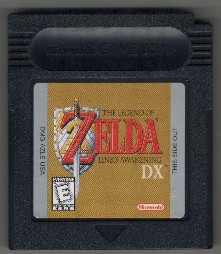 The Legend Of Zelda Link S Awakening Dx Details