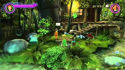 Scooby-Doo! and the Spooky Swamp - Screenshot - Gameplay