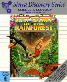 Lost Secret of the Rainforest