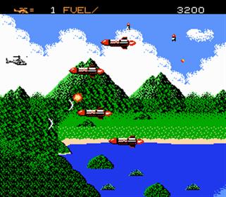 Airwolf (Kyugo) - Screenshot - Gameplay