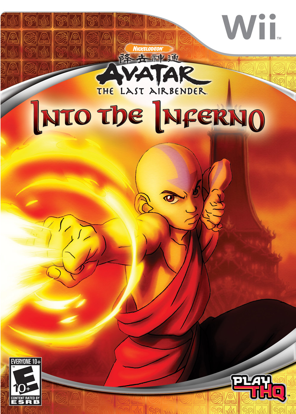 Avatar - The Last Airbender - Into the Inferno ROM (ISO