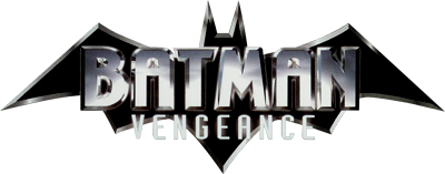 Batman Vengeance - Clear Logo