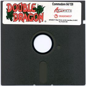 Double Dragon - Disc