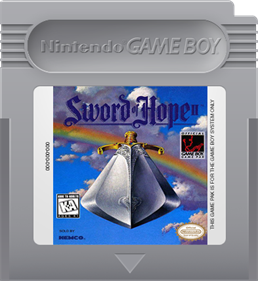 The Sword of Hope II - Cart - Front