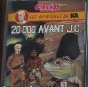 20 000 Avant J.C.