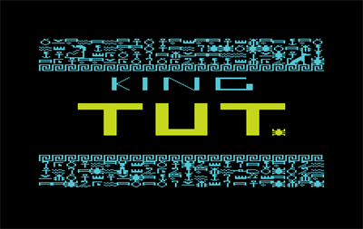 King Tut - Screenshot - Game Title