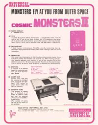 Cosmic Monsters 2