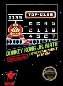 Donkey Kong Jr. Math