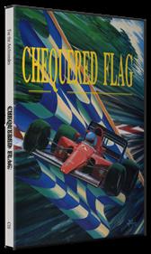 Chequered Flag - Box - 3D