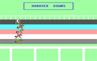 Horse Racing - Screenshot - Gameplay