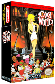 Cool World - Box - 3D