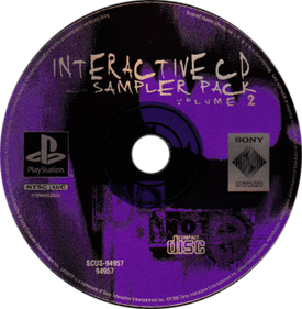 Interactive CD Sampler Disc Volume 2 - Disc