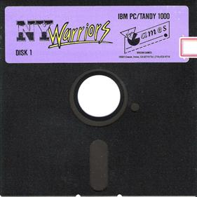 NY Warriors - Disc