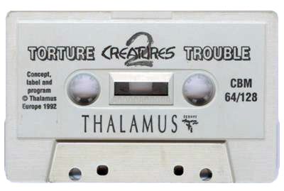 Creatures 2: Torture Trouble - Cart - Front