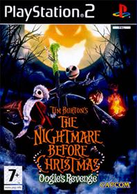 Tim Burton's The Nightmare Before Christmas: Oogie's Revenge - Box - Front