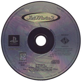 Jet Moto 2 - Disc