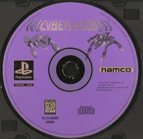 Cybersled - Disc