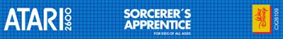 Sorcerer's Apprentice - Banner