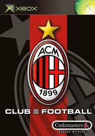 Club Football: AC Milan