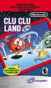 E-Reader Clu Clu Land