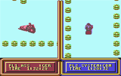 Winter Supersports 92 - Screenshot - Gameplay