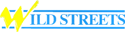Wild Streets - Clear Logo
