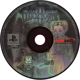 Clock Tower II: The Struggle Within - Disc