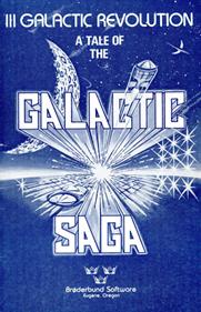 Galactic Saga III - Galactic Revolution
