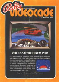 280 Zzzap + Dodgem