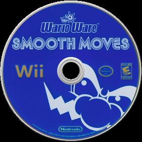 WarioWare: Smooth Moves - Disc