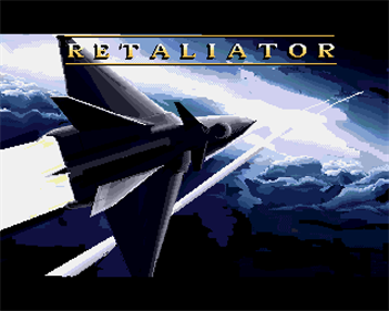 F29 Retaliator - Screenshot - Game Title